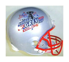 Grey Cup 2008 Coupe Montreal CFL Football League Riddell Deluxe Full Size Helmet