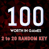 $100 in Random Steam GAME Premium Key +$100 or more 🔥 Fast Delivery Region Free