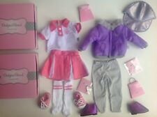 Design A Friend Outfit 2 Sets Of Clothes For Chad Valley Designafriend Doll New.
