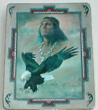 Western Heritage Museum authorizes: Heart like An Eagle. Ltd. Edition Porcelain