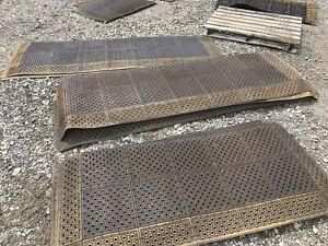 Rubber Floor Mats Kitchen Anti-Fatigue Mat Restaurant machine Floor Garage Shop