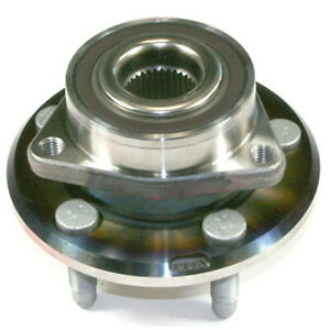 Wheel Bearing and Hub Assembly-Premium Hubs Rear,Front Centric 401.62002