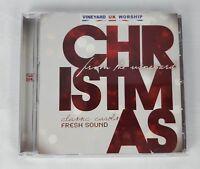 Christmas From the Vineyard by Vineyard U.K. Worship (CD, 2011) UK