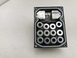 2001-2005 AUDI A4 B6 B7 ABS PUMP CONTROL MODULE  EL 8E0614517 +WARRANTY #805
