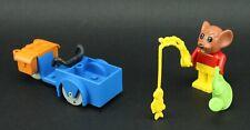 LEGO Fabuland 3781 Maximillian Mouse Complete
