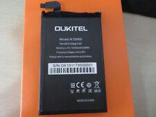 New Replacement Battery  Akku Accu K10000 For Oukitel K10000 5000mAh 38Wh 3.8V