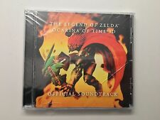 The Legend of Zelda: Ocarina of Time 3D Soundtrack CD SEALED RARE Club Nintendo