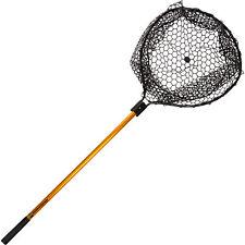 Wakeman Retractable Rubber Fishing Landing Net