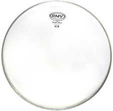 RMV Tomfell Standard Clear Single-Ply Drumfell Fell 8""