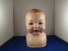 1924 Antique Effanbee Bubbles Baby doll head