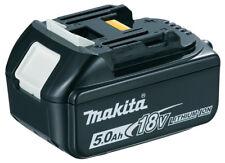 Original Makita Akkupack BL1850 18V 5,0Ah, 632B77-5