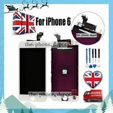 "For iPhone 6 4.7"" LCD Touch Screen & Digitizer Display Assembly Replacement UK"