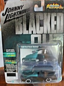 2018 JOHNNY LIGHTNING Street Freaks Release 1B 1955 FORD PANEL DELIVERY