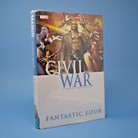 STILL SEALED - The Fantastic Four Marvel Civil War Hardcover Book - HC TPB 4