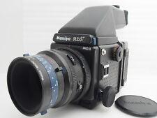 Mamiya RZ67 Pro II w/140mm Lens + 2back AE Prism Finder〔Nr Mint〕 #686