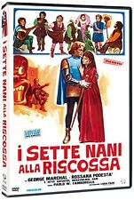 DvD I SETTE NANI ALLA RISCOSSA ***Limited Edition 999 Copie Numerate***....NUOVO