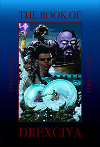 The Book of Drexciya, Volume Two (softcover)