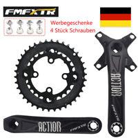 FMFXTR 104BCD 170mm Kurbelgarnitur MTB Fahrrad 2X10 Geschwindigkeit Kettenblatt