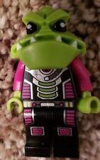 LEGO Alien Conquest TROOPER GRUNT Minifigure Space Aliens Green 7049 7051 7066