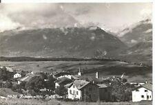160559 TRENTO RONZONE - Val di NON Cartolina FOTOGRAFICA viaggiata 1965