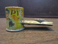 VINTAGE Tin LITHO Noisemaker JAZOO Made in JAPAN Metal TOY pipe KAZOO Graphic