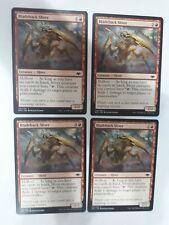 Bladeback Sliver MH1 Commons Playset x4 Cards NM MTG