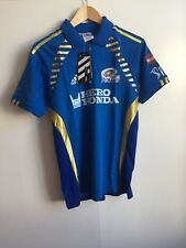 adidas Men's IPL Cricket Mumbai Indians 1/2 Zip Jersey - Various Sizes - New
