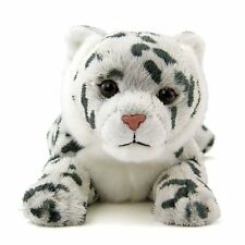 COLORATA Plush Stuffed Animal Snow Leopard