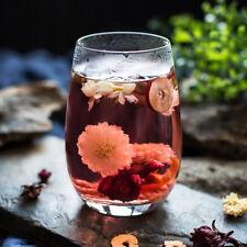 Roselle Hibiscus Rose Jasmine Chrysanthème Assortiment Tisane 20 sachets bio