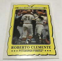 GO-18 Roberto Clemente The Great One 2021 Topps Heritage Pittsburgh PIRATES