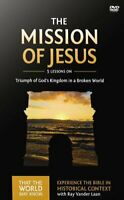 The Mission of Jesus: Triumph of God S Kingdom in a World in Chaos (DVD, 2016)