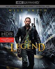 I Am Legend (4K Ultra HD)(UHD)