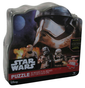 Star Wars The Force Awakens Captain Phasma Stormtrooper Cardinal 1000pc Puzzle
