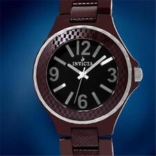 Invicta Men's Brown Ceramic Watch
