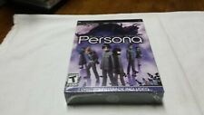 Persona PSP Collector's Edition Sealed New Read Description