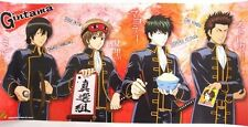 Gintama Poster Shinsengumi Group Paper Anime MINT