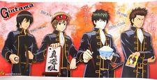 Gintama Poster Shinsengumi Group Paper Anime MINT