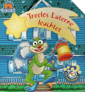 Der Bär im großen blauen Haus: Treelos Laterne leuchtet - Kinderbuch - J. Henson