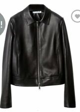 Vince Leather Jacket (NWT)- XS