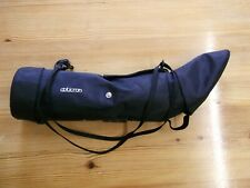 Opticron ES 80 GA waterproof spotting scope with cover.