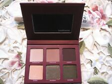 ~Bare Escentuals~Gen Nude Eye Shadow Palette in First Love w/Dbl-Ended Brush~