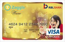 Zaggle Ebay Wave Gift Card (Zaggle023)