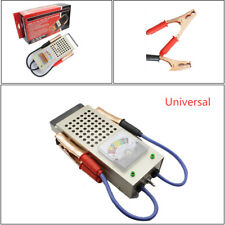 Automotive 12V Vehicle Battery Tester Charging System Test Tool & Supplies Part