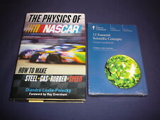 Teaching Co Great Courses DVDs     12 ESSENTIAL SCIENTIFIC CONCEPTS  new + BONUS