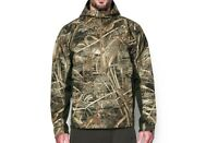 New Men's UNDER ARMOUR UA Storm Skysweeper Hunting Jacket - 1275226-900 Realtree