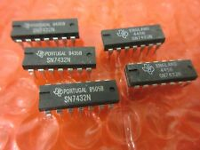 SN7432N TI CHIP **5 CHIPS PER SALE**  cheapest on EBAY Just £0.75ea