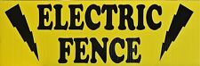 Electric Fence - A204