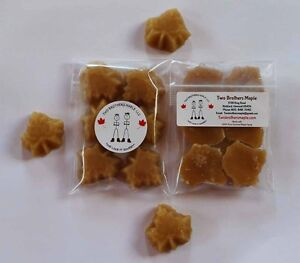 1/2 lb Pure Maple Candies (Candy) made with 100% Pure Vermont Maple Syrup