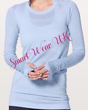 Lululemon Ladies Swiftly Tech Long Sleeve Crew   (US 6/ UK10)   RRP £68