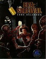 Shades of Vengeance RPG Era - Survival Core Rulebook VG+